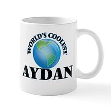 World's Coolest Aydan Mugs