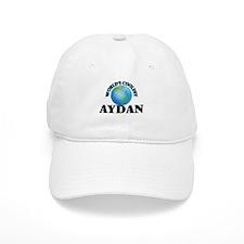 World's Coolest Aydan Baseball Cap