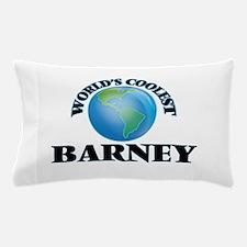 World's Coolest Barney Pillow Case
