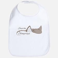 Save the Stingrays Bib