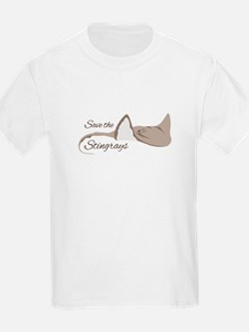 Save the Stingrays T-Shirt