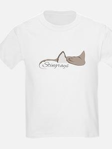 Sea Stingrays T-Shirt