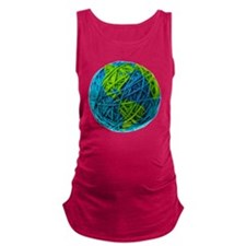 Unique Knitting Maternity Tank Top