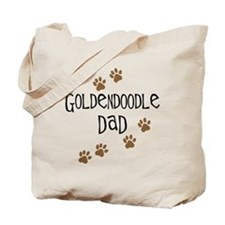 Goldendoodle Dad Tote Bag