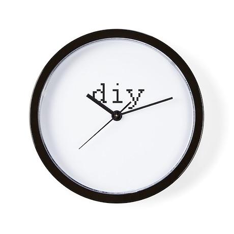 diy - Do it yourself Wall Clock