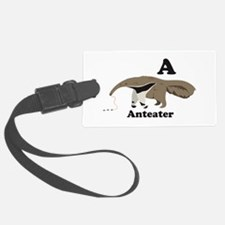 A Anteater Luggage Tag