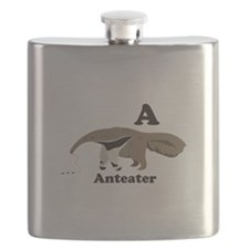 A Anteater Flask