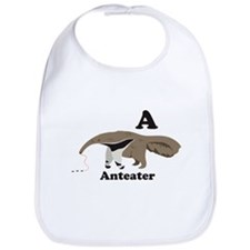 A Anteater Bib