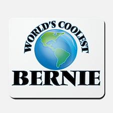 World's Coolest Bernie Mousepad