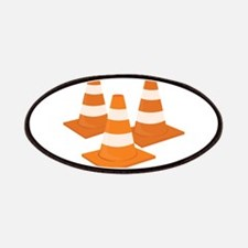 Traffic Cones Patches