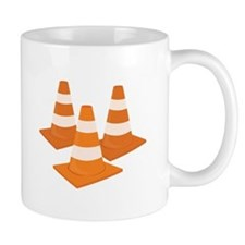 Traffic Cones Mugs