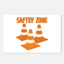 Safety Zone Postcards (Package of 8)