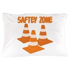 Safety Zone Pillow Case