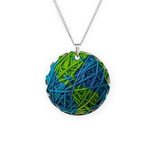 Cute Globe Necklace
