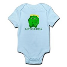 Lettuce Pray Infant Bodysuit