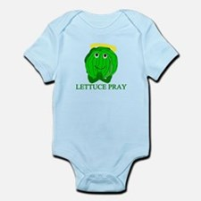Lettuce Pray Infant Bodysuit