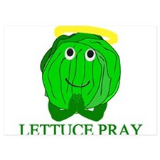 Lettuce Pray Invitations