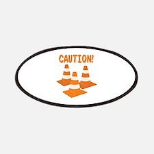 Caution Patches