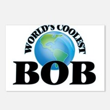 World's Coolest Bob Postcards (Package of 8)