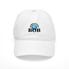World's Coolest Bob Baseball Cap