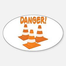 Danger Decal
