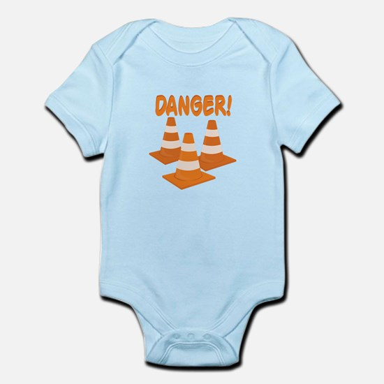 Danger Body Suit