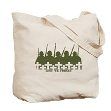 Remembrance Day Tote Bag War & Peace Gifts