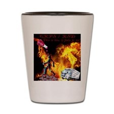 CRPS RSD This is how it Feels to Me Ac Shot Glass