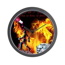 CRPS RSD This is how it Feels to Me Ac Wall Clock