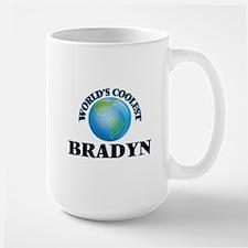 World's Coolest Bradyn Mugs
