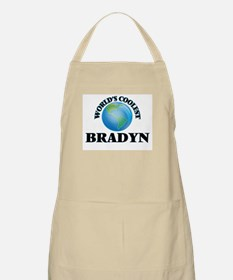 World's Coolest Bradyn Apron