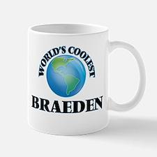 World's Coolest Braeden Mugs