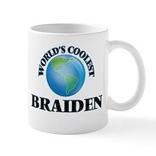 World's Coolest Braiden Mugs