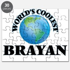 World's Coolest Brayan Puzzle