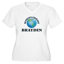World's Coolest Brayden Plus Size T-Shirt