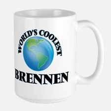 World's Coolest Brennen Mugs