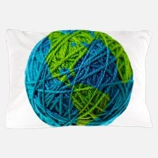 Funny World Pillow Case