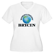 World's Coolest Brycen Plus Size T-Shirt