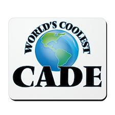 World's Coolest Cade Mousepad