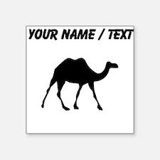 Custom Camel Silhouette Sticker