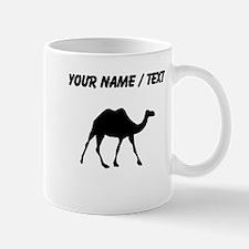 Custom Camel Silhouette Mugs