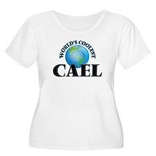 World's Coolest Cael Plus Size T-Shirt