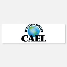 World's Coolest Cael Bumper Bumper Bumper Sticker
