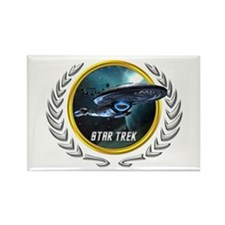 Star trek Federation of Planets Voyager Magnets