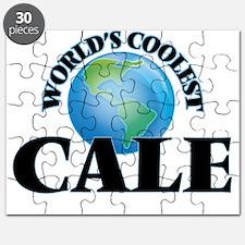 World's Coolest Cale Puzzle