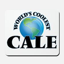 World's Coolest Cale Mousepad