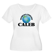 World's Coolest Caleb Plus Size T-Shirt