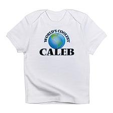 World's Coolest Caleb Infant T-Shirt