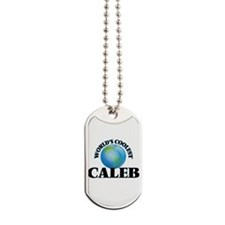 World's Coolest Caleb Dog Tags