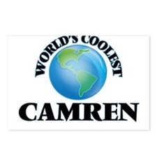 World's Coolest Camren Postcards (Package of 8)